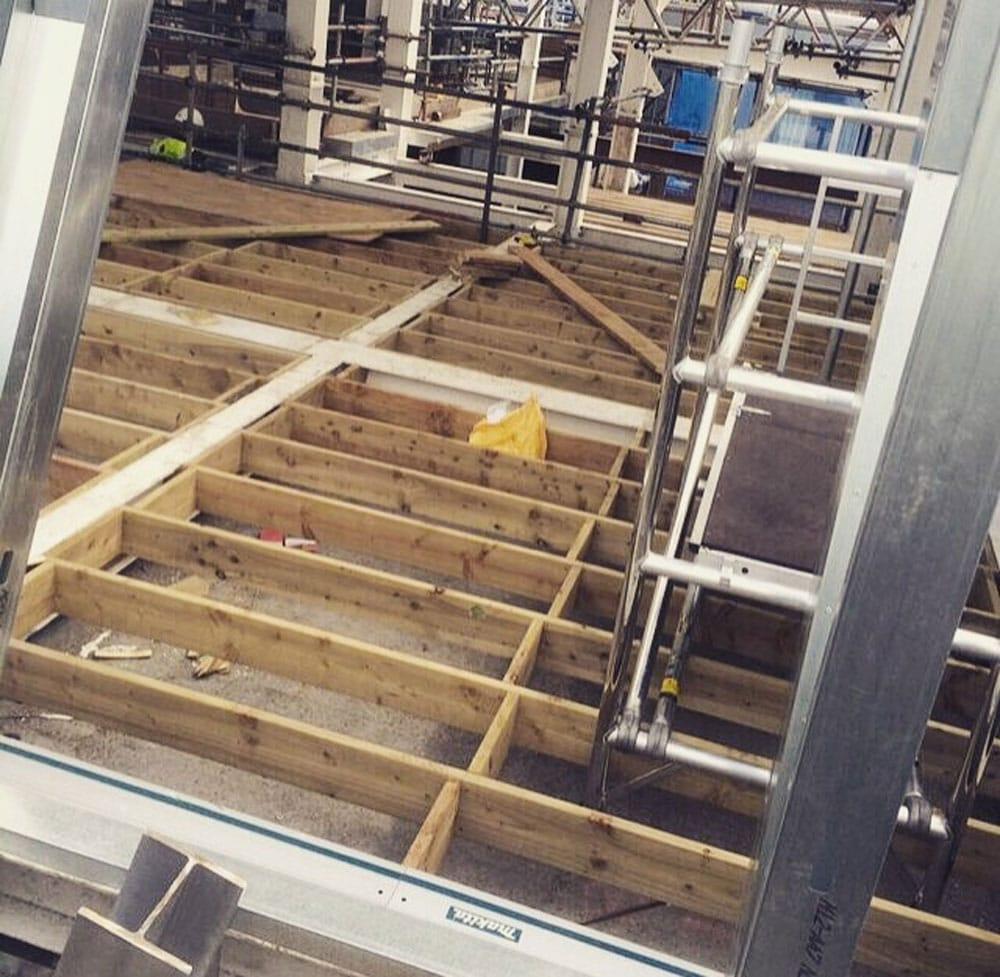 Floor Joist System Installation - Carpet Vidalondon